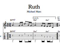 Bild von Ruth Sheet Music & Tabs