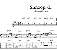 Изображение Shnoop-L Sheet Music & Tabs