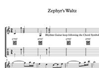 Bild von Zephyr's Waltz Sheet Music & Tabs