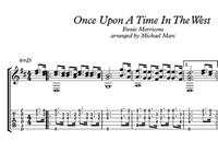 Immagine di Once Upon A Time In The West Sheet Music & Tabs