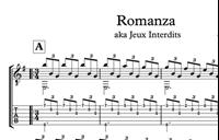 Image de Romanza (Jeux Interdits) Sheet Music & Tabs