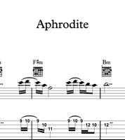 Hình ảnh của Aphrodite - Sheet Music & Tabs