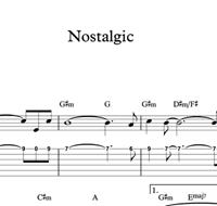 Hình ảnh của Nostalgic - Sheet Music & Tabs